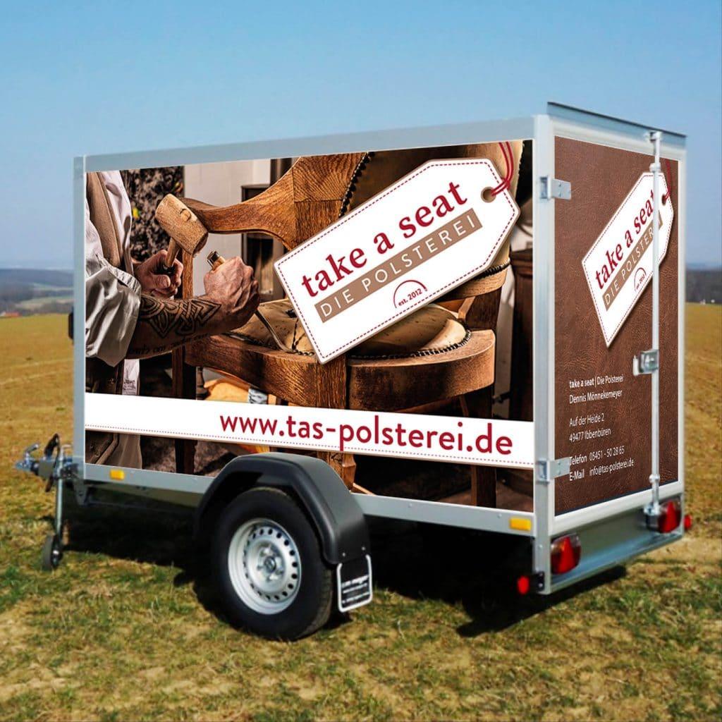 take a seat – Die Polsterei