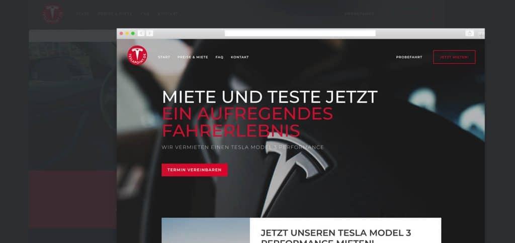 Website – TeslaPoint.de