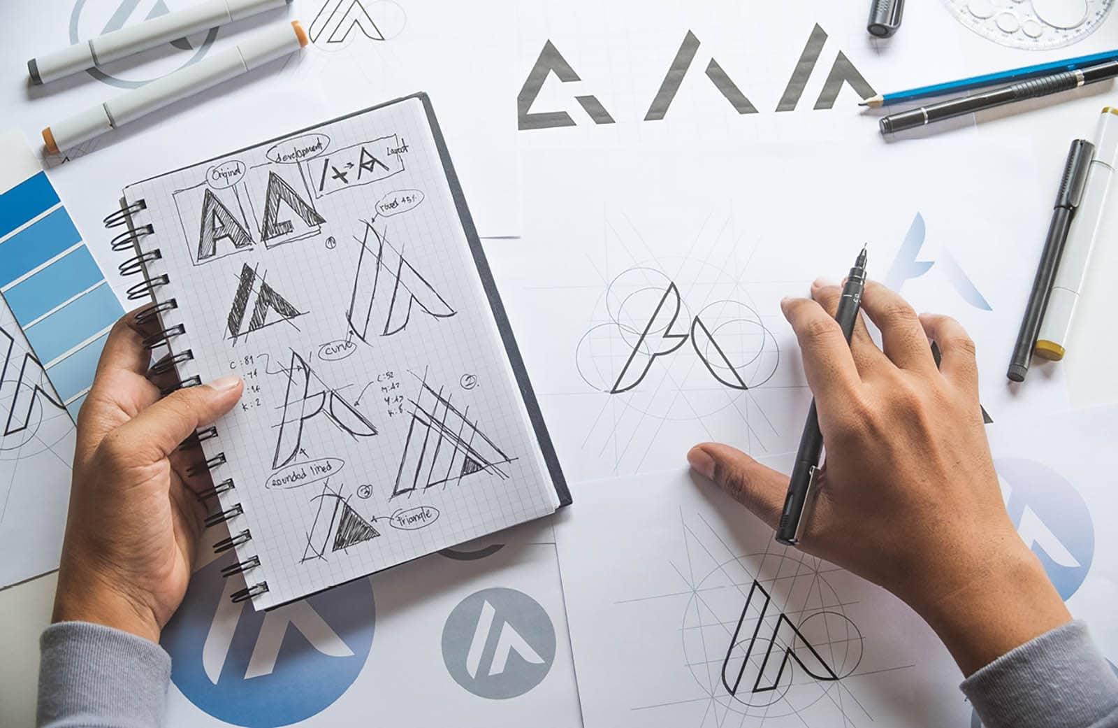 Logoentwicklung 1600px - Startseite