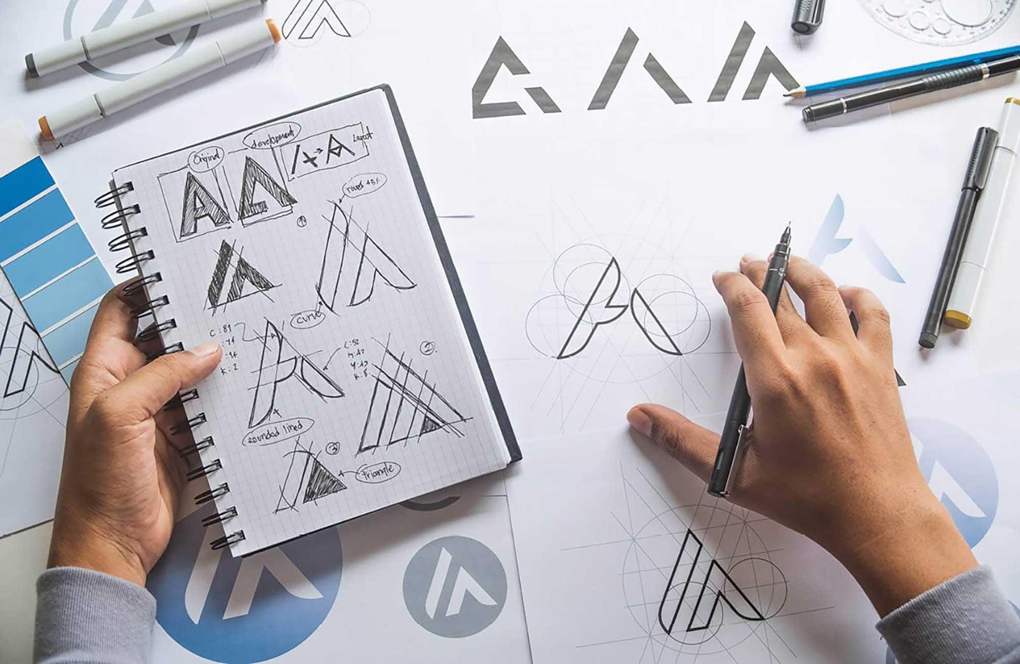 Logoentwicklung 2000px - Startseite